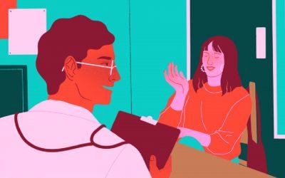 Que se passe-t-il lors d'une consultation gynéco ?